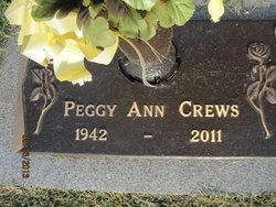 Peggy Ann <i>McCarn</i> Crews