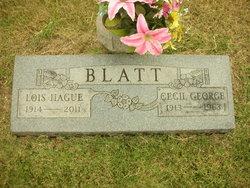 Lois <i>Hague</i> Blatt