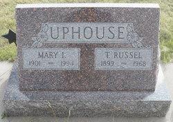 Mary I. <i>Whitaker</i> Uphouse
