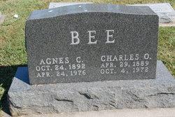 Agnes <i>Crooker</i> Bee
