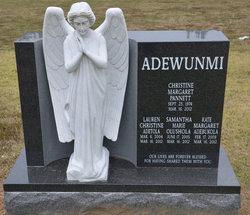 Lauren Christine Adetola Adewunmi