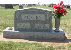 Jesse Lee Ackley