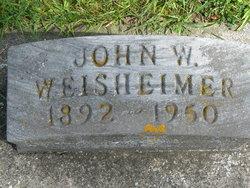 John W. Weisheimer