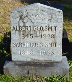 Albert George Smith