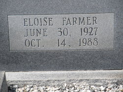 Eloise <i>Farmer</i> Armstrong