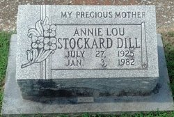 Annie Lou <i>Stockard</i> Dill