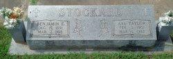 Ava Vern <i>Taylor</i> Stockard