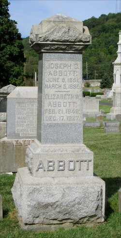 Elizabeth C. Lizzie <i>Williams</i> Abbott