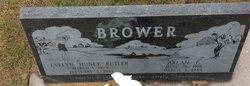 Evelyn Louise Honey <i>Butler</i> Brower