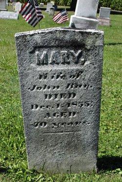 Mary <i>Moore</i> Ray