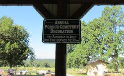 Pordue Cemetery