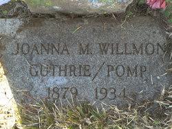 Joanna Caldonna Mariah Joe <i>Willmon</i> Guthrie