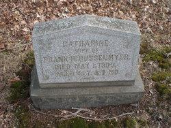 Catharine <i>Franklin</i> Busselmyer