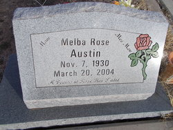 Melba Rose <i>Ragland</i> Austin