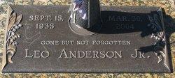 Leo Anderson, JR