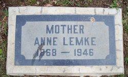 Anne Brigett <i>Edwardson</i> Lemke