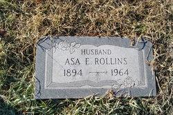 Asa E Rollins