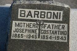 Josephine <i>Rossi</i> Barboni