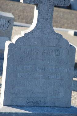 Jeanette J Katen <i>Peter</i> Bonzani