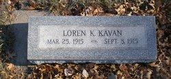 Loren K. Kavan