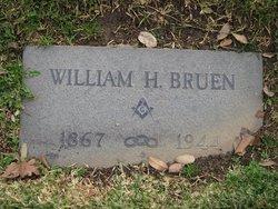 William Harvey Will Bruen