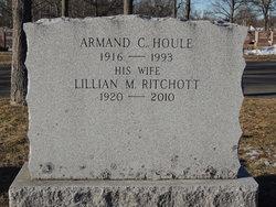 Lillian <i>Ritchott</i> Houle