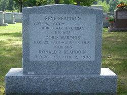 Ronald Rene Beaudoin