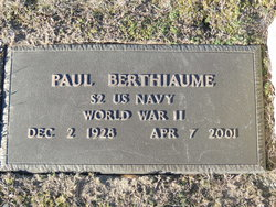 Paul Richard Berthiaume