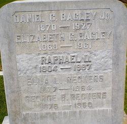 Elizabeth G Lizzie <i>Keegan</i> Bagley