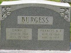 Francis Boucher Franklin Burgess