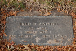 Fred B. Anding