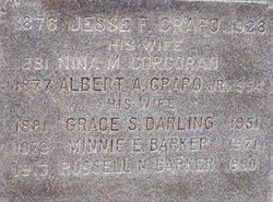Albert Allen Crapo, Jr
