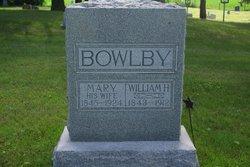 Mary <i>Burnheimer</i> Bowlby