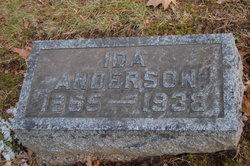 Ida <i>Hoffman</i> Anderson