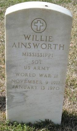 Willie Ainsworth