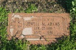 Jewell Maxine Adams