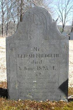 Elijah Hildreth