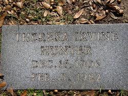 Theresa Teta <i>Irvine</i> Hunter