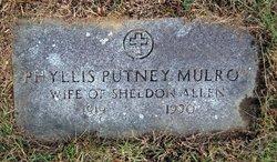 Phyllis Mary <i>Putney</i> Allen