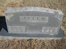 Nora M Allen