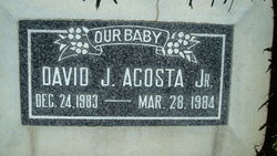David J Acosta, Jr