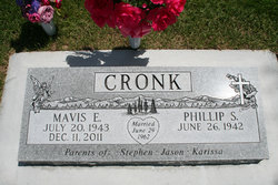 Mavis E <i>Merritt</i> Cronk