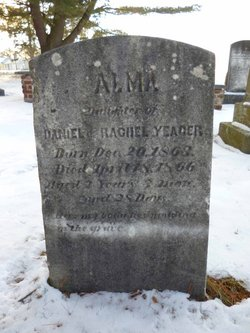 Alma Yeager