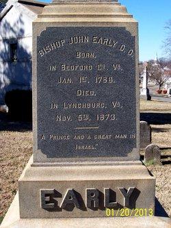 Rev John Early