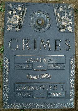 Gwendolyn Elvira Gwen <i>Kilpatrick</i> Grimes