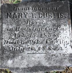 Mary T. <i>Mount</i> Curtis