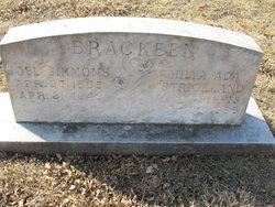 Ada Hilda <i>Strickland</i> Brackeen