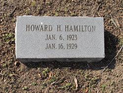 Howard H Hamilton