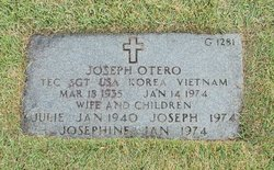 Joseph Joey Otero, II