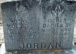 Mary Elizabeth 'Mollie' <i>Ratcliff</i> Jordan